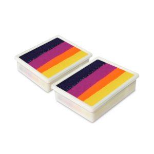 Firefly - 10g/2pkt Face & Body Paint Cake Palette Refill